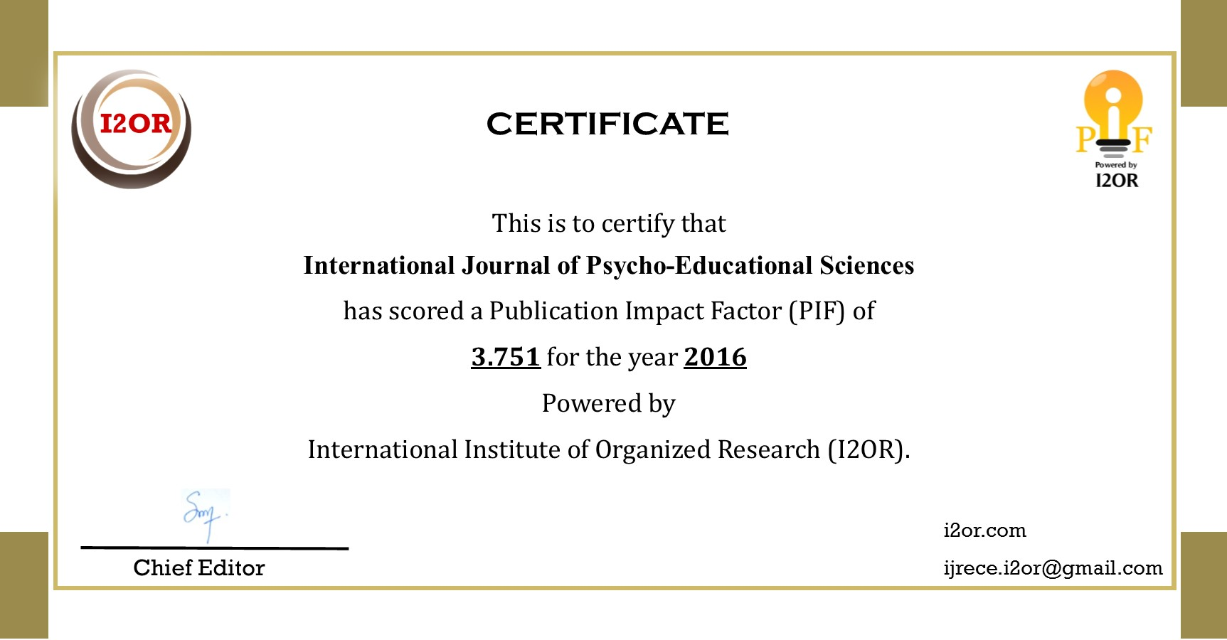 International-Journal-of-Psycho-Educational-Sciences-certificate-2016